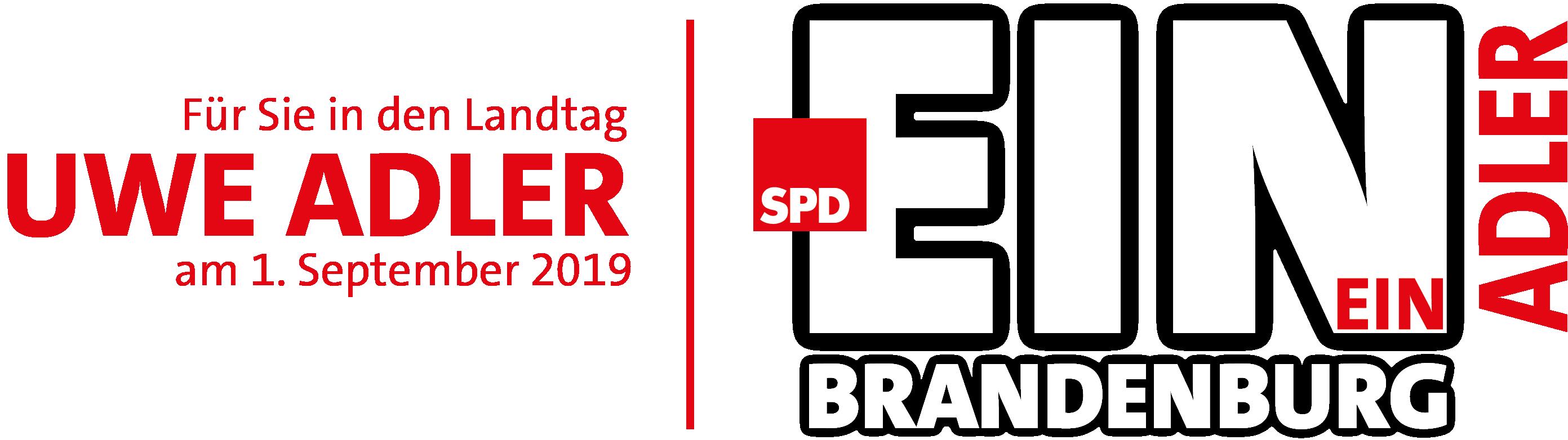 Uwe Adler: EIN Brandenburg - EIN Adler